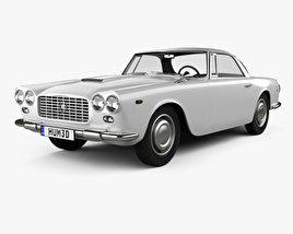 3D model of Lancia Flaminia GT 3C 1963