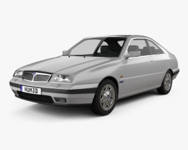 3D model of Lancia Kappa coupe 1998