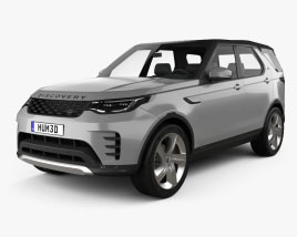 Land Rover Discovery P360 R-Dynamic 2021 3D model