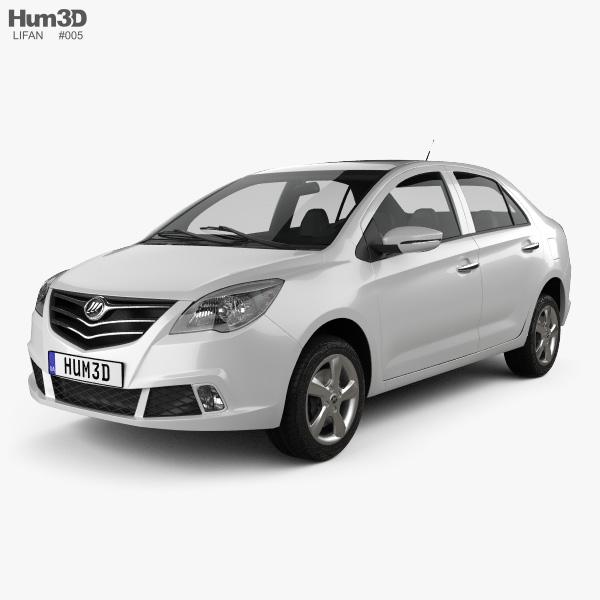 Lifan 530 2013 3D model