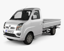3D model of Lifan Foison Truck 2016