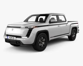3D model of Lordstown Motors Endurance 2020