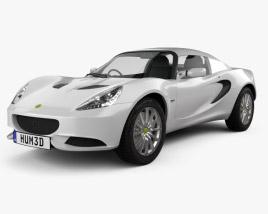3D model of Lotus Elise 2012