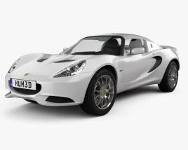 3D model of Lotus Elise S 2012