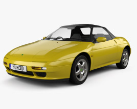 3D model of Lotus Elan S2 1994