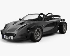 3D model of Lotus 340R 1999
