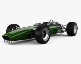 3D model of Lotus 49 1967