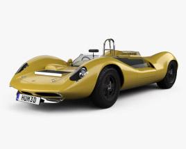 3D model of Lotus 30 1964