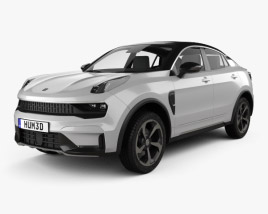 3D model of Lynk & Co 05 2019