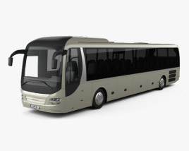 3D model of MAN Lion's Regio C Bus 2008