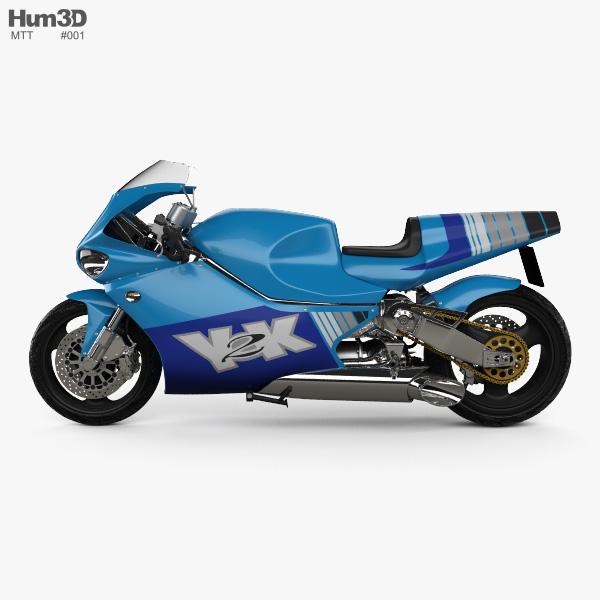 MTT Y2K 2000 3D model