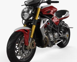 3D model of MV Agusta Brutale Corsa 2015