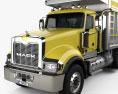 Mack Granite Dump Truck 2009 3d model