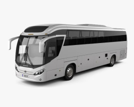 3D model of Mascarello Roma R6 Bus 2019