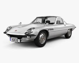 3D model of Mazda Cosmo 1967