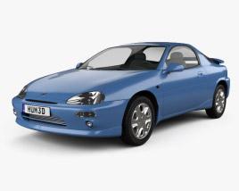 3D model of Mazda MX-3 1992