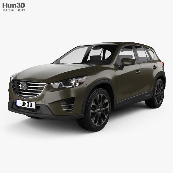 Mazda CX-5 (KE) 2016 3D model