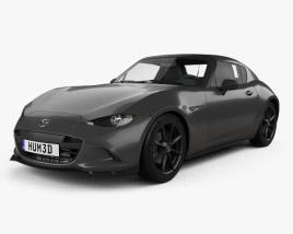 3D model of Mazda MX-5 RF 2016