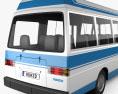 Mazda T3500 Mini Bus 1996 3d model