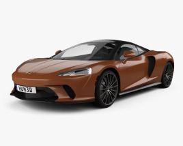 3D model of McLaren GT 2020