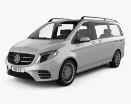 Mercedes-Benz Vision e 2015 3D model