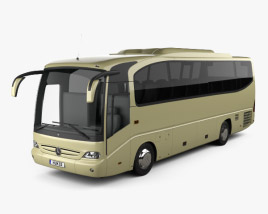 3D model of Mercedes-Benz Tourino (O510) Bus 2006