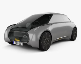 3D model of Mini Vision Next 100 2016