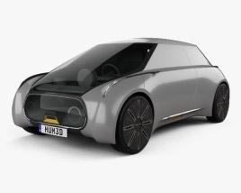 3D model of Mini Vision Next 100 2016