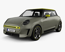3D model of Mini Electric 2017