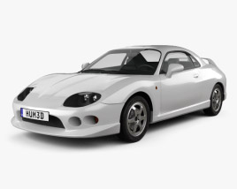 3D model of Mitsubishi FTO GPX Version R 1997
