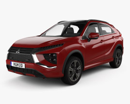 Mitsubishi Eclipse Cross 2022 3D model