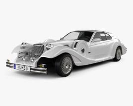 3D model of Mitsuoka Le-Seyde coupe 1993