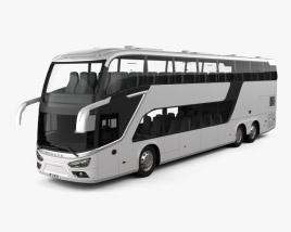 3D model of Modasa Zeus 4 Bus 2019