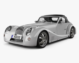 3D model of Morgan Aero 8 2012