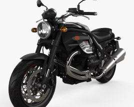 3D model of Moto Guzzi Griso 8V SE 2015