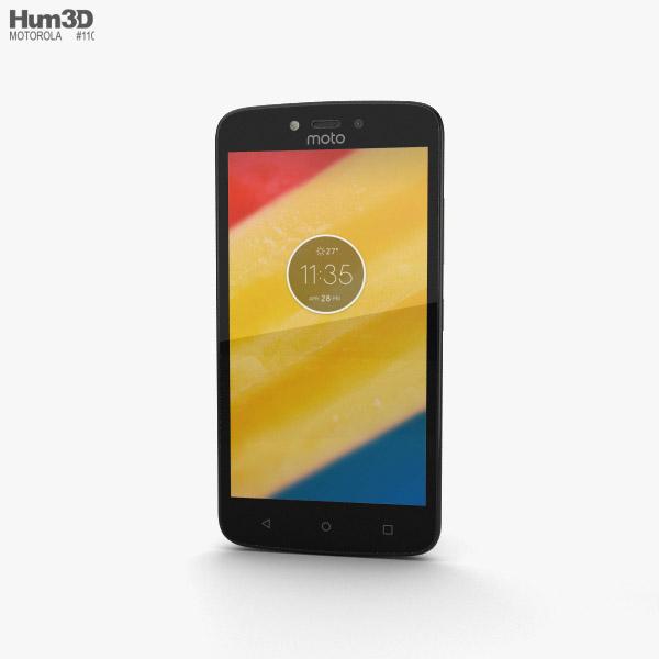Motorola Moto C Fine Gold 3D model