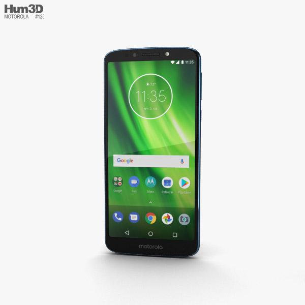 Motorola Moto G6 Play Deep Indigo 3D model