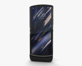 Motorola Razr Noir Black 2019 3D model