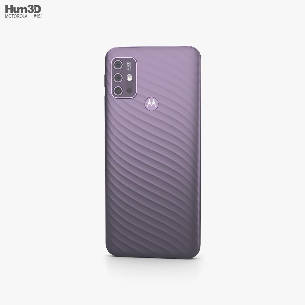 Motorola Moto G10 Aurora Grey 3d model