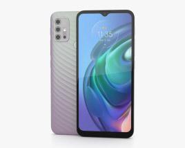 Motorola Moto G10 Iridescent Pearl 3D model