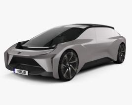 3D model of NIO EVE 2018
