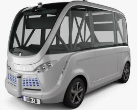 Navya Arma 2016 3D model