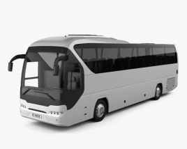 3D model of Neoplan Tourliner SHD Bus 2007