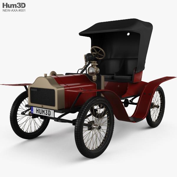 3D model of New Axa 1898