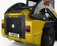 New Holland L225 Skid Steer Vibratory Roller 2017 3d model