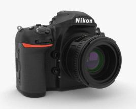 3D model of Nikon D850