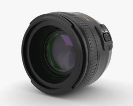 3D model of Nikon Camera Lens