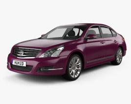 3D model of Nissan Teana (J32) 2012