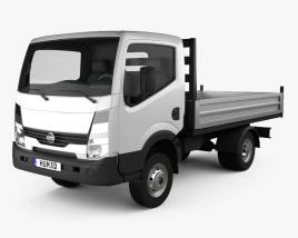 Nissan Cabstar 自卸式卡车 2006 3D模型