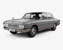 3D model of Nissan President 1965